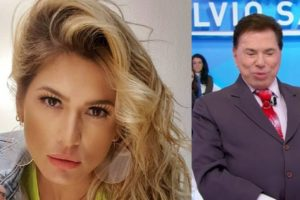 Lívia Andrade não brigou com Silvio Santos (Foto: Reprodução/Instagram/SBT)