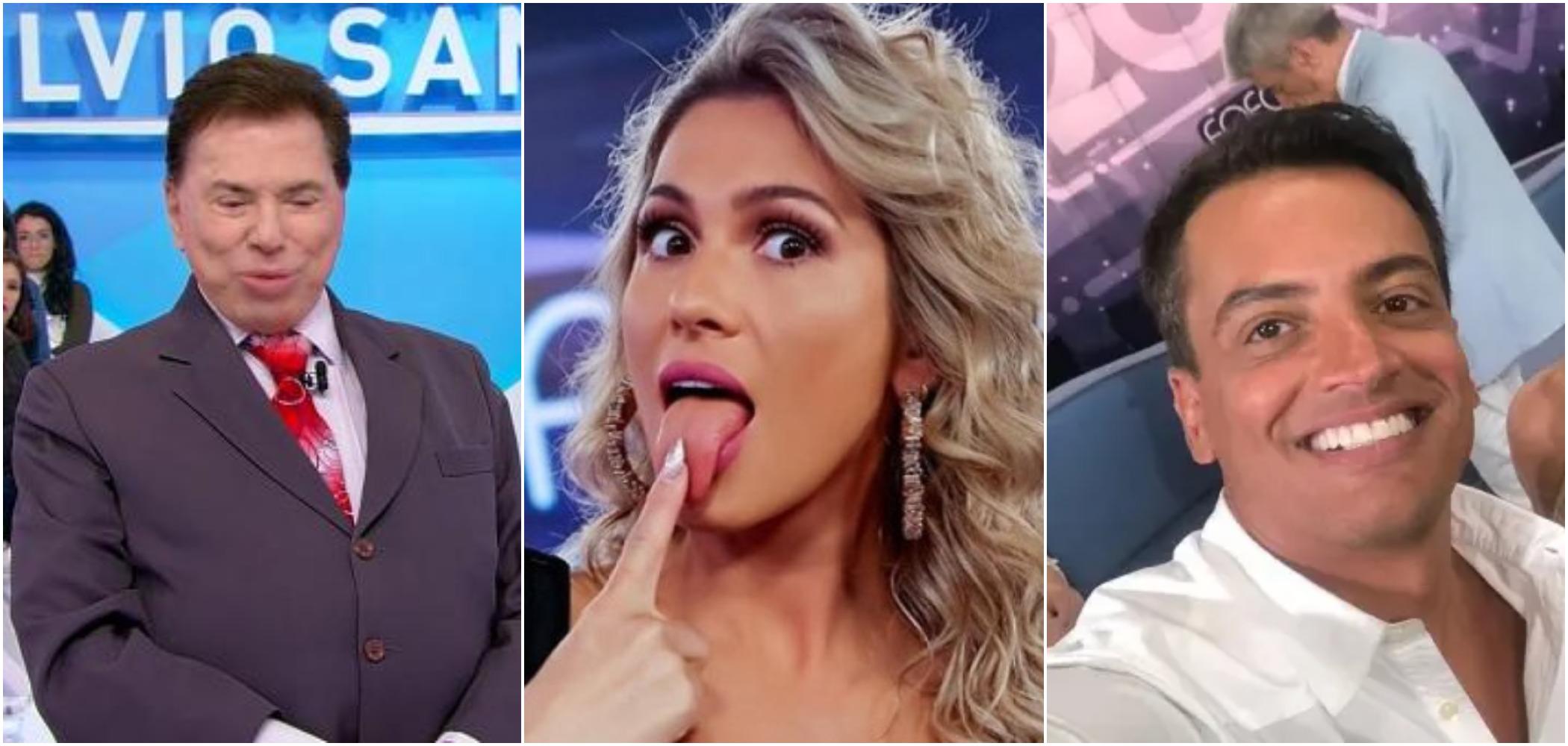 Silvia Santos dispensou Lívia Andrade do Trituando, e ela poderá estrear programa com Leo Dias (Reprodução)