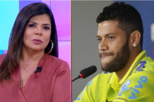 Mara Maravilha e Hulk Paraíba (Foto: Divulgação / Montagem: TV Foco)