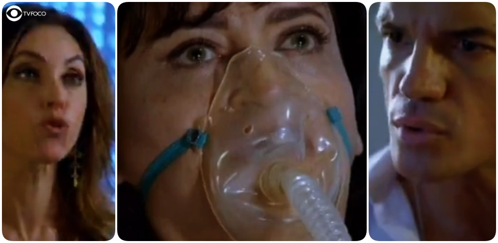 Marcela desperta do coma e coloca tudo o que Tereza e Ferdinand fez a perder em Fina Estampa