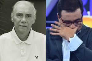 Marcelo Rezende retornou em uma carta psicografada destinada à Geraldo Luís (Foto: reprodução)