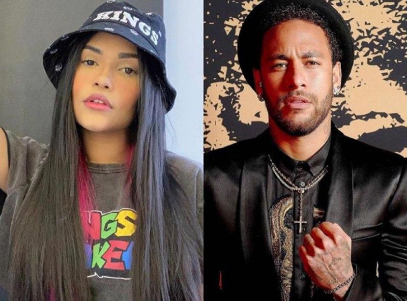 Flay confessa affair com Neymar (Foto: Reprodução)