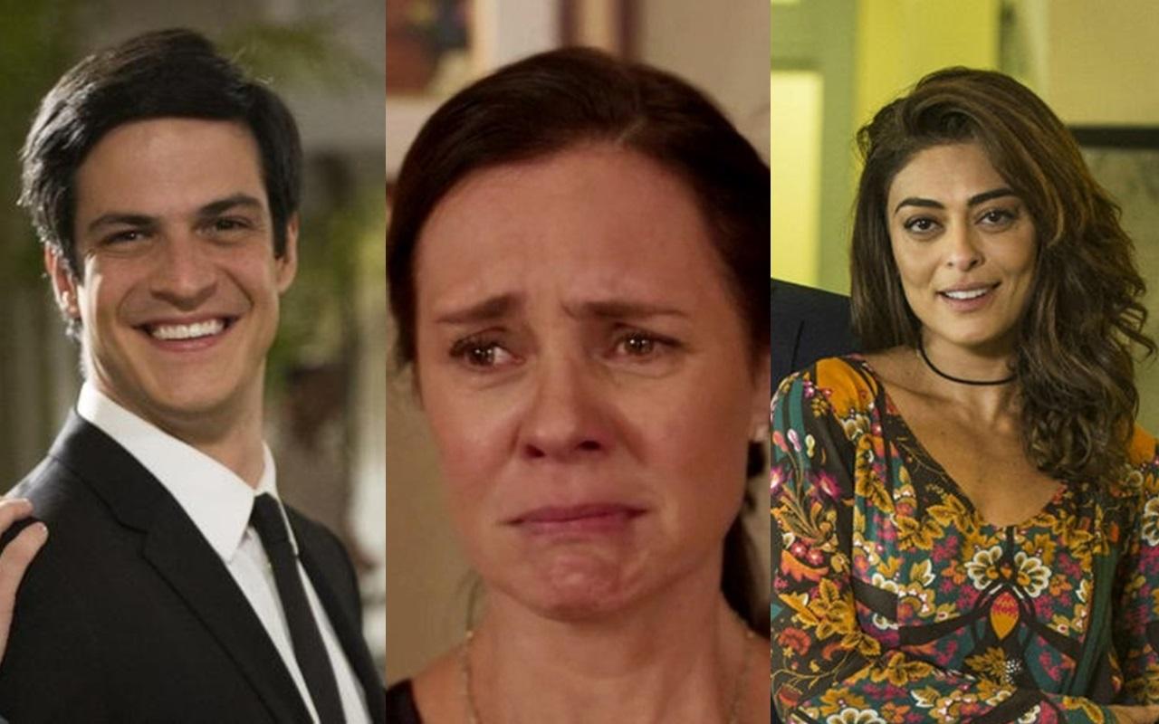 Saiba quais novelas poderão substituir 'Fina Estampa' (Foto: reprodução/Globo)