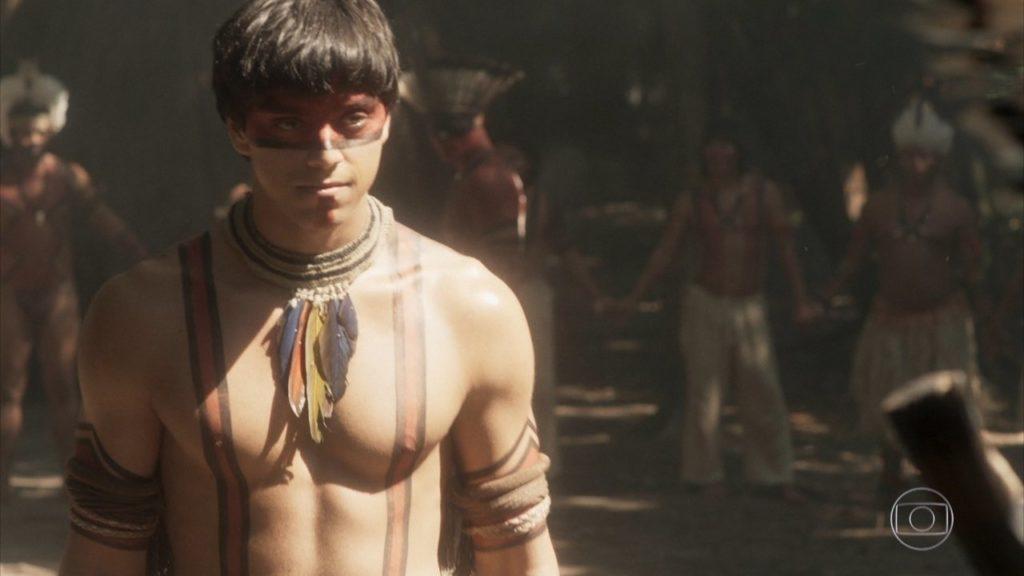 Piatã se tornou índio em Novo Mundo