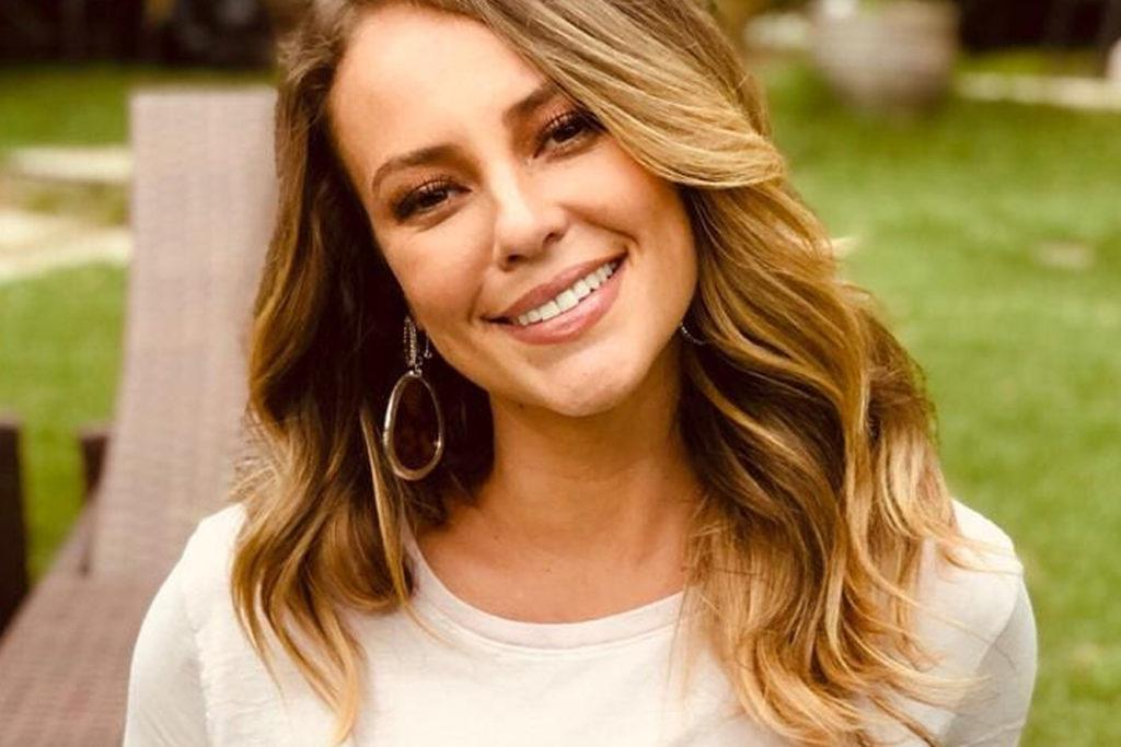 A atriz Paolla Oliveira provocou discussão nas redes sociais - Foto: Reprodução