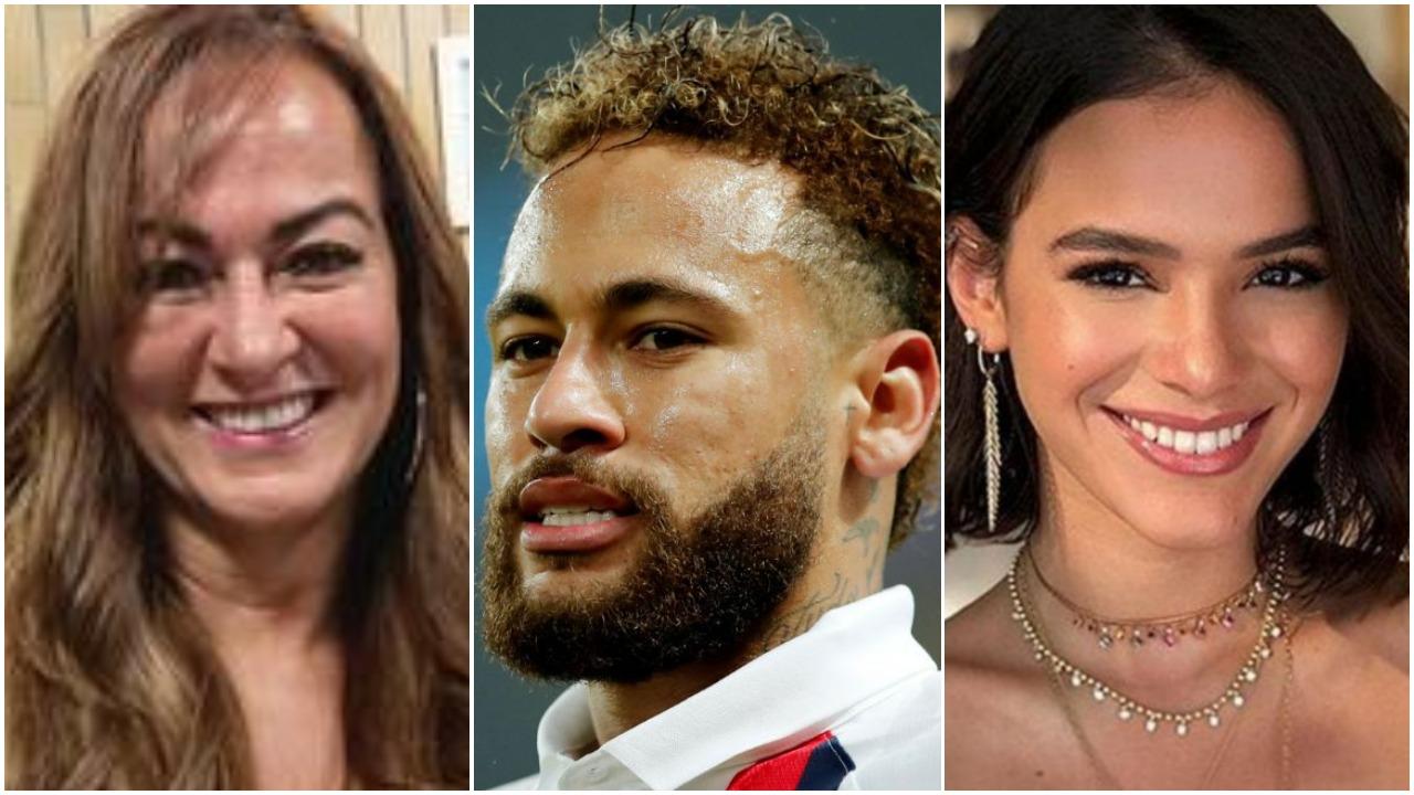 Neymar teve passado cheio de idas e vindas com Bruna Marquezine e desaprova namoro da mãe (Foto: Reprodução/ Instagram)