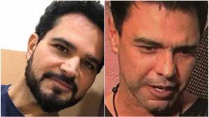 Luciano Camargo e Zezé (Foto: Reprodução)