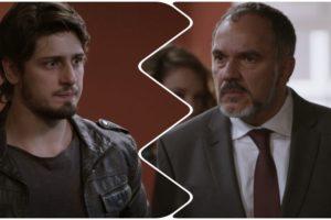 Rafael e Germano se enfrentam em Totalmente Demais