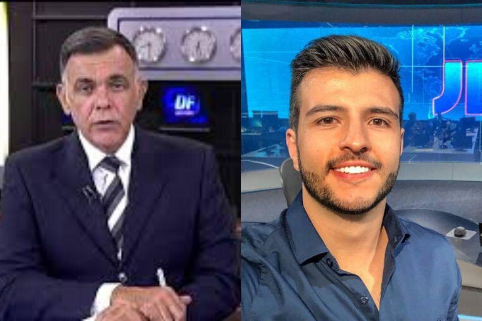 Luiz Carlos Braga foi substituído por Matheus Ribeiro na Record - Foto: Reprodução