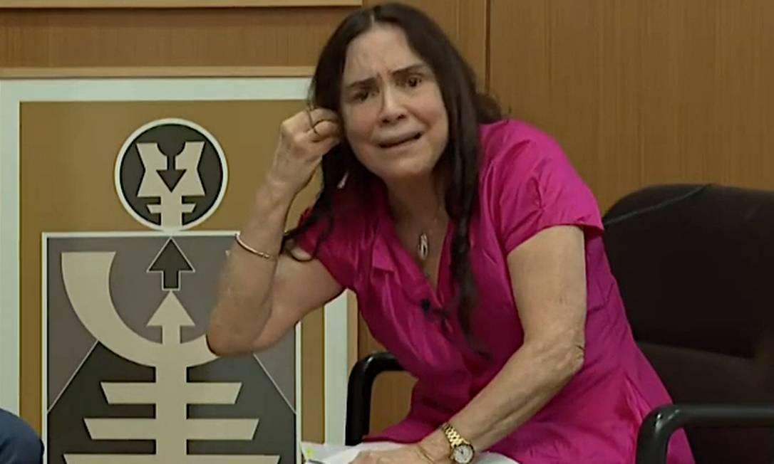 """Amiga atriz se revolta com Regina Duarte e corta relações: """"Louca"""""""