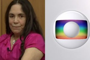 Regina Duarte foi detonada por famosos e colegas da Globo após se descontrolar em entrevista (Foto: Reprodução/CNN Brasil e Globo/Montagem)