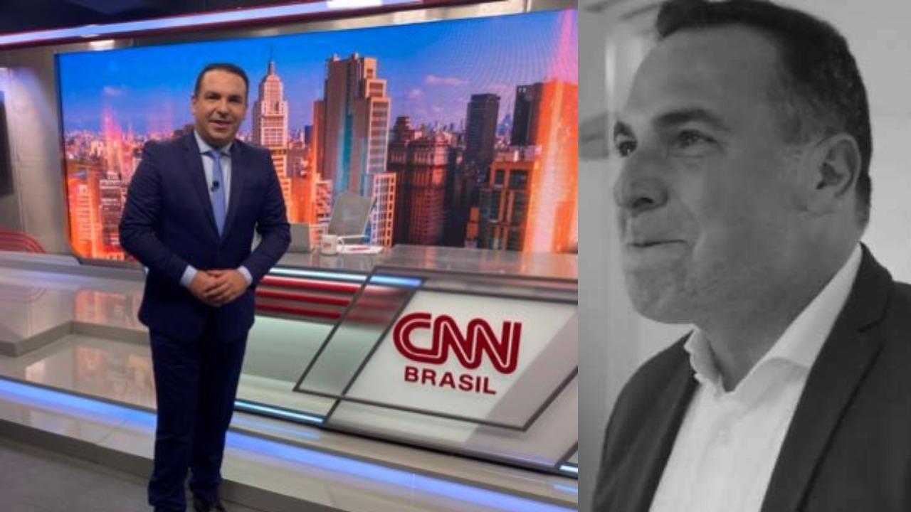 Reinaldo Gottino voltará para a Record (Foto: Reprodução/CNN Brasil)