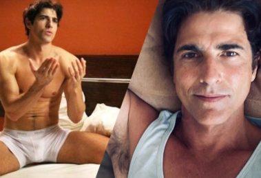 Reynaldo Gianecchini exibe parte íntima do corpo e recebe os comentários mais inusitados em seu Instagram (Montagem: TV Foco)