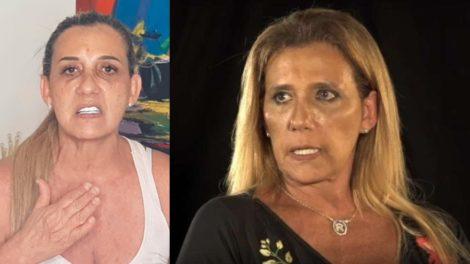 Rita Cadillac contou que buscou ajuda financeira (Foto: Reprodução)