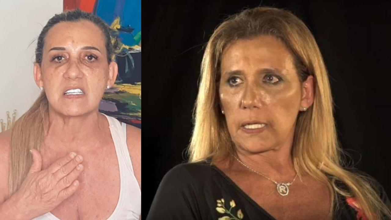 Rita Cadillac contou que buscou ajuda financeira (Foto: Reprodução) auxílio