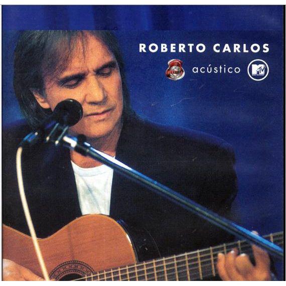 Em 2001, Roberto Carlos gravou o Acústico MTV que nunca foi ao ar (Imagem: Divulgação)