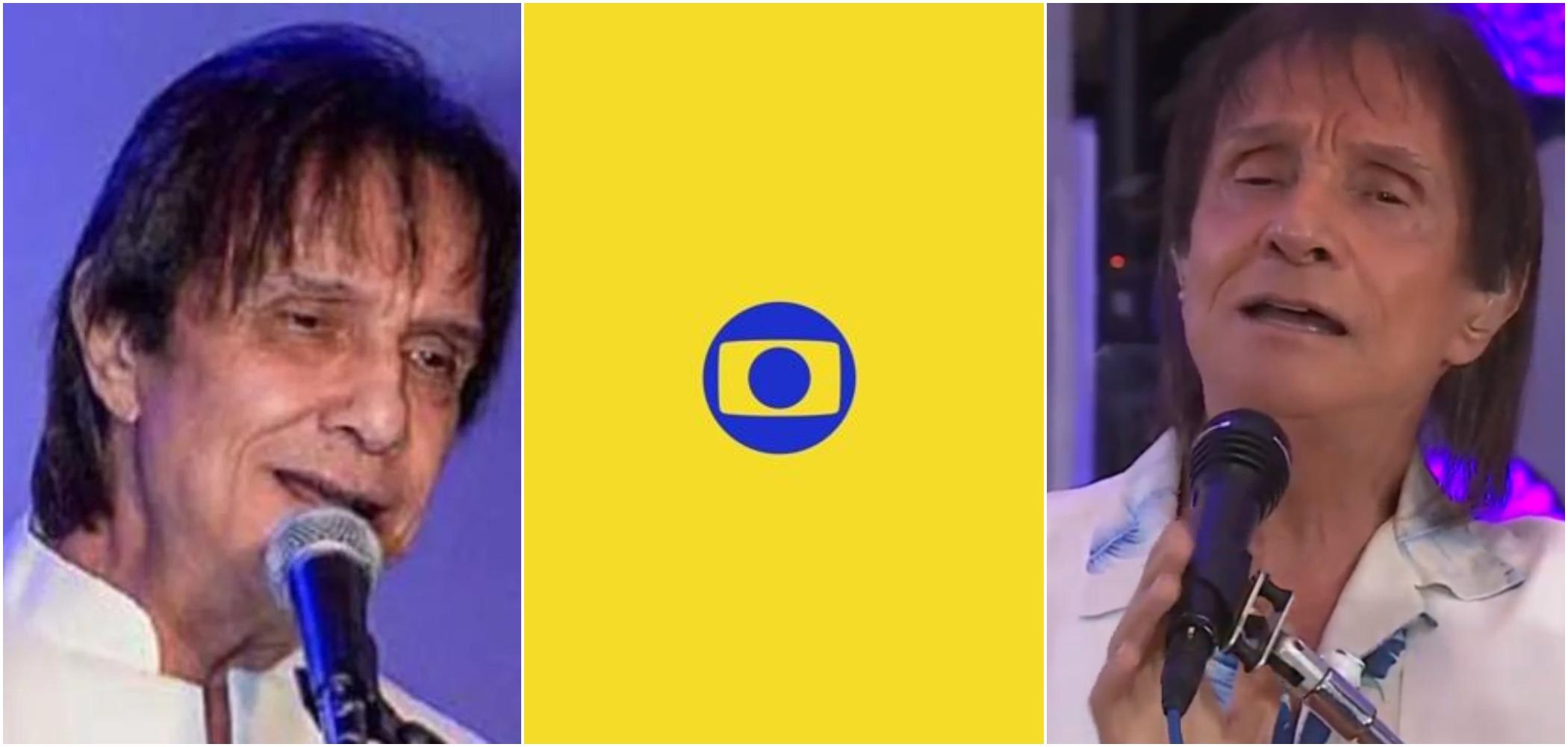 """Internautas brincaram com a """"antecipação"""" do show natalino de Roberto Carlos na Globo"""