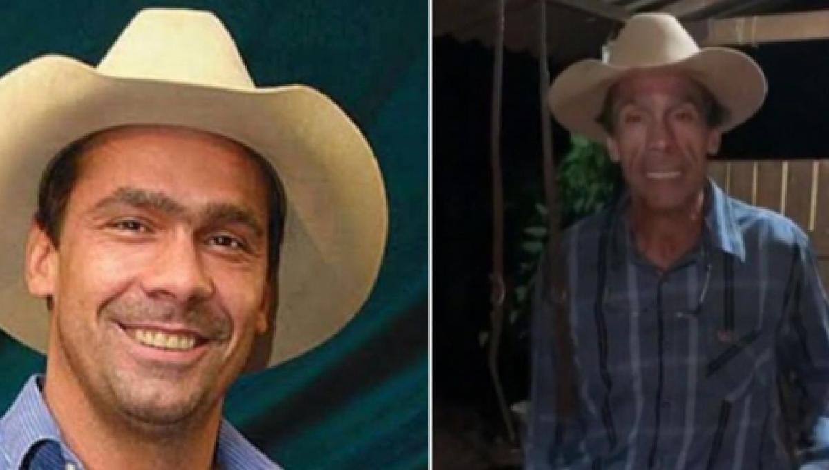 Cowboy mudou radicalmente anos após sua saída do programa da Globo (Reprodução)