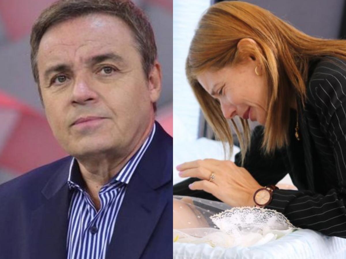 A mãe dos filhos de Gugu Liberato, Rose Miriam expõe saudades do ex-apresentador da Record (Foto: Reprodução/Montagem TV Foco)