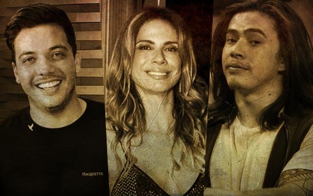 Wesley Safadão, Whindersson e Gimenez (Foto: Reprodução)