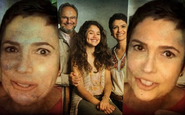 Sandra Annenberg revela segredo íntimo da família (Foto: Reprodução)
