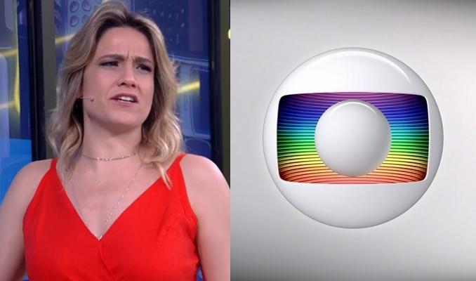 Fernanda Gentil no Se Joga, que não deve voltar ao ar após fiasco na Globo (Foto: Reprodução/Globo)