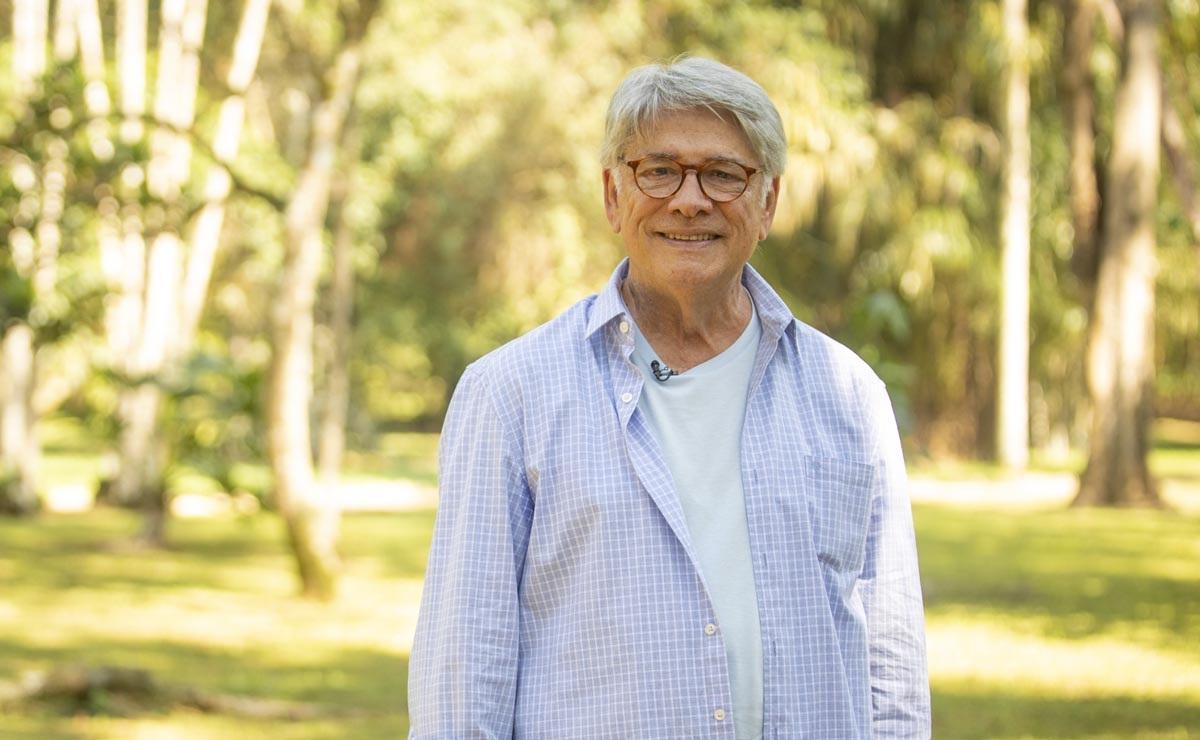 Sérgio Chapelin se aposentou e saiu da TV (Foto: reprodução)