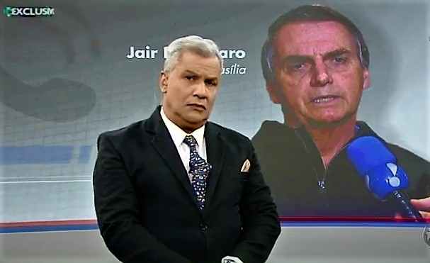 Sikêra Jr. rompeu com Bolsonaro em live - Foto: Reprodução