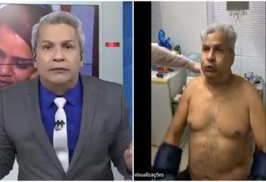 Sikêra Jr. teve desfecho com a RedeTV! revelado para todos - Foto: Montagem