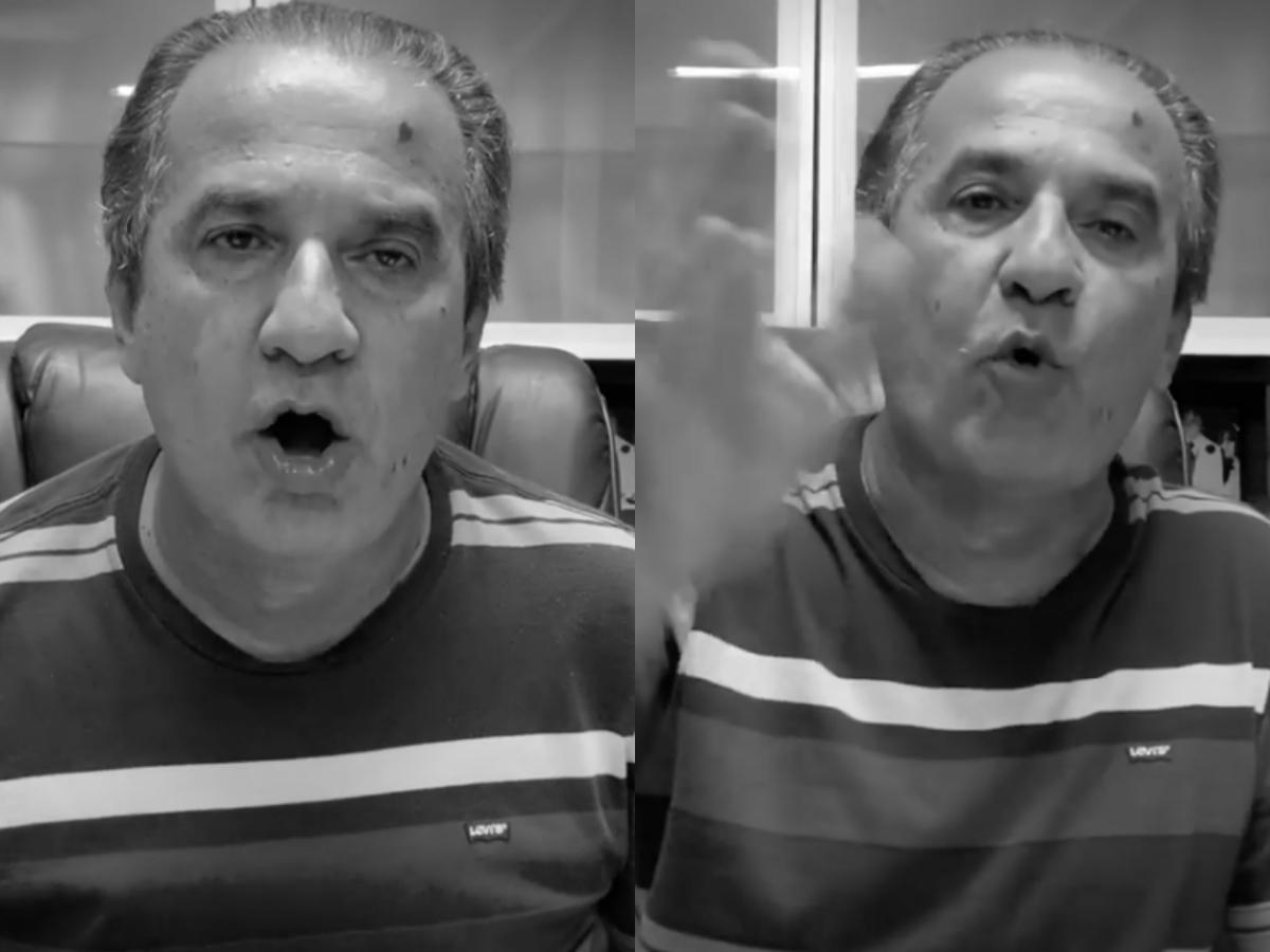 O famoso pastor Silas Malafaia causa alvoroço (Foto: reprodução/Instagram/Montagem TV Foco)
