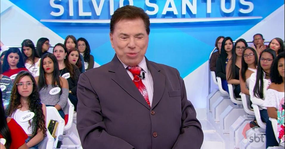Silvio Santos decidiu cancelar o SBT Brasil após desagradar o governo (Foto: Reprodução)