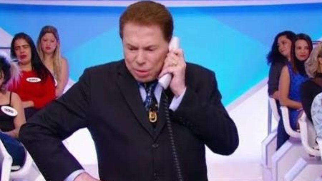 Silvio Santos faz mudanças no SBT com apenas um telefonema (Foto: Reprodução/SBT)
