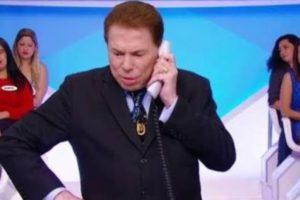 Silvio Santos planeja tirar Geraldo Luís da Record (foto: Reprodução/SBT)