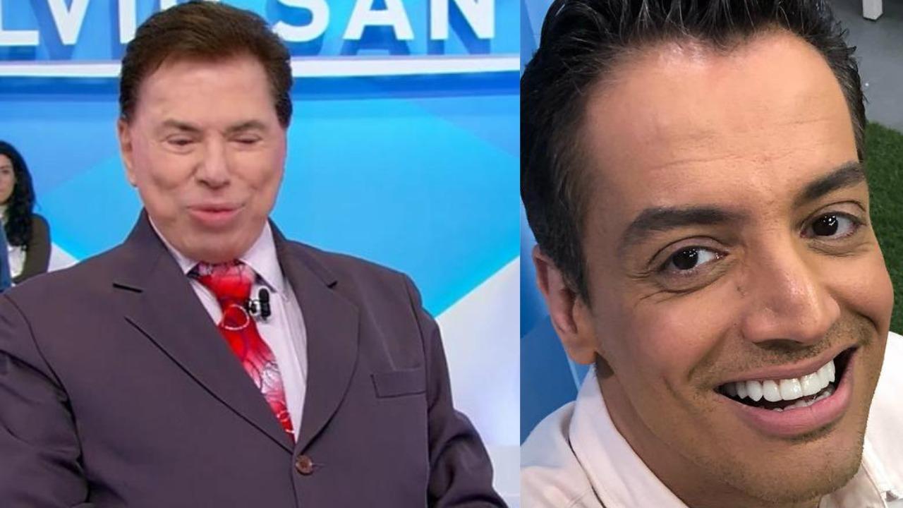Leo Dias já foi funcionário de Silvio Santos (Foto: Reprodução/SBT/Instagram)
