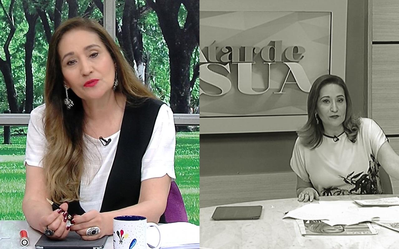 Sonia Abrão lamentou o fim de um programa na TV (Foto: reprodução)