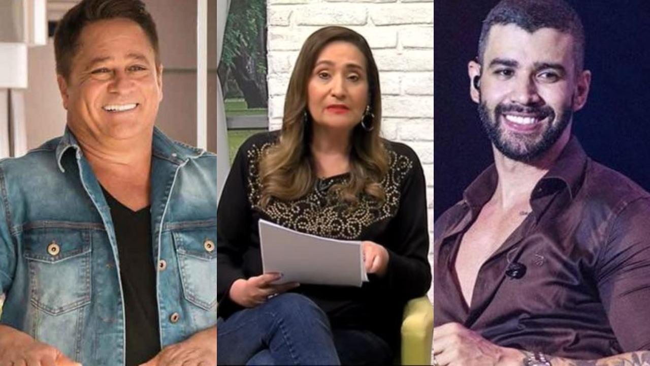 Sonia Abrão detona Leonardo e Gusttavo Lima (Foto: Reprodução/RedeTV!)