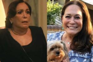 Susana Vieira reclama de figurino de personagem da Globo (Foto: Reprodução)