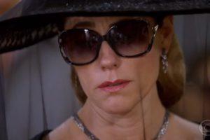 Tereza Cristina irá ao enterro de sua vítima em Fina Estampa
