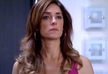 Tereza Cristina será prensada pelo marido em Fina Estampa
