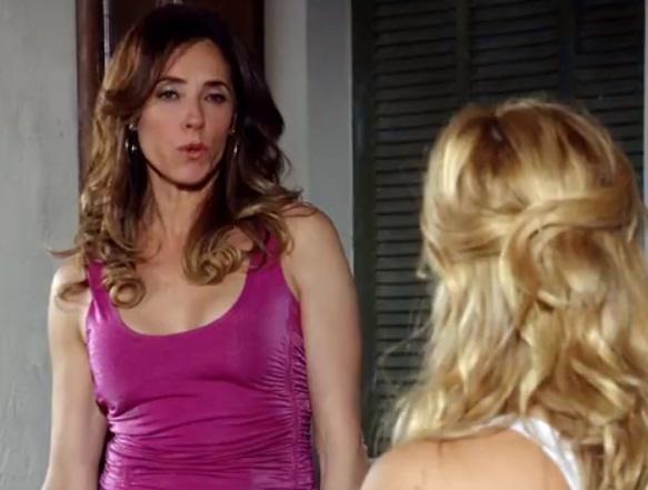 Tereza já vestida de periguete na trama de Fina Estampa