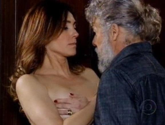 Tereza Cristina e Pereirinha se encaram
