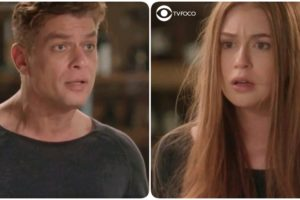 Arthur e Eliza de Totalmente Demais