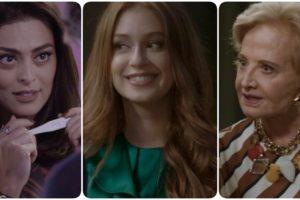 Eliza vai dar o troco em Carolina com a ajuda de Stelinha na trama de Totalmente Demais