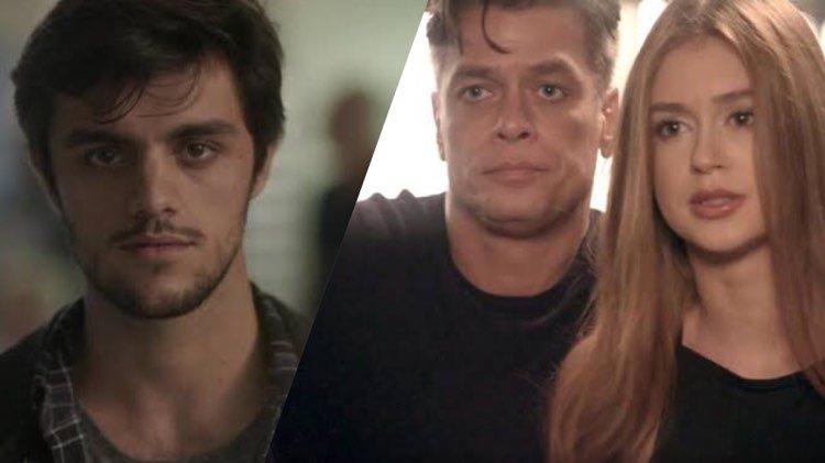 Totalmente Demais, Stelinha e Arthur armam para Eliza romper de vez com Jonatas (Montagem: TV Foco)