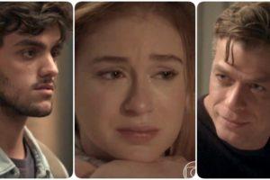 Jonatas, Eliza e Arthur formam o trio principal de Totalmente Demais