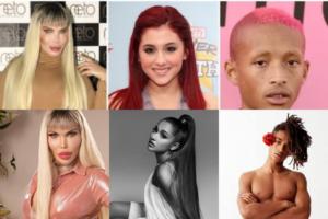 Confira o antes e depois de alguns famosos e surpreenda-se (Foto: Reprodução)