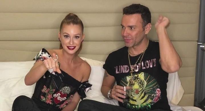 Matheus Mazzafera em entrevista no Vídeo Show. (Foto: Reprodução)