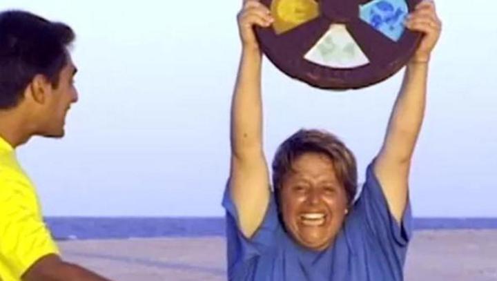 Elaine foi campeã da primeira temporada de No Limite. (Foto: Reprodução)