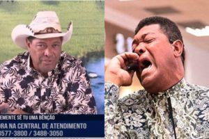 Valdemiro Santiago teve um crime exposto por um grande jornalista (Foto: reprodução)