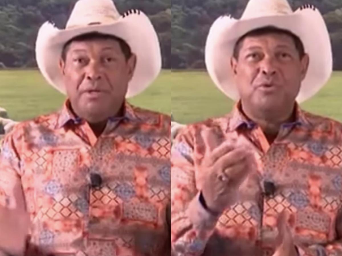 Valdemiro Santigo se envolve em polêmica (Foto: Reprodução)